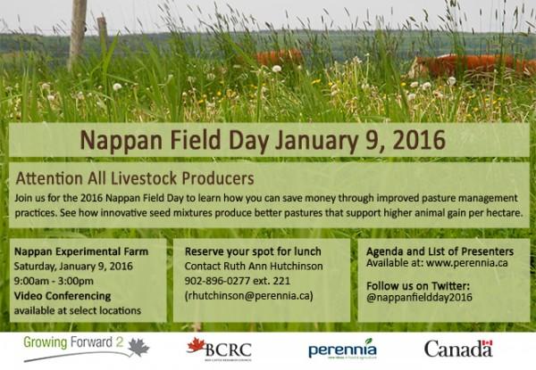 2016 Nappan Field Day